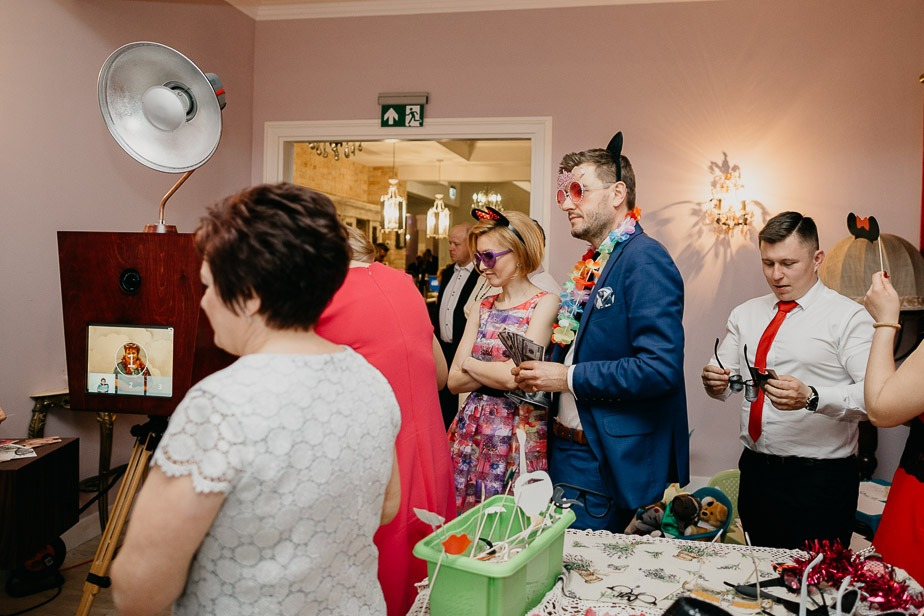 retrobudka fotobudka na slub wesele