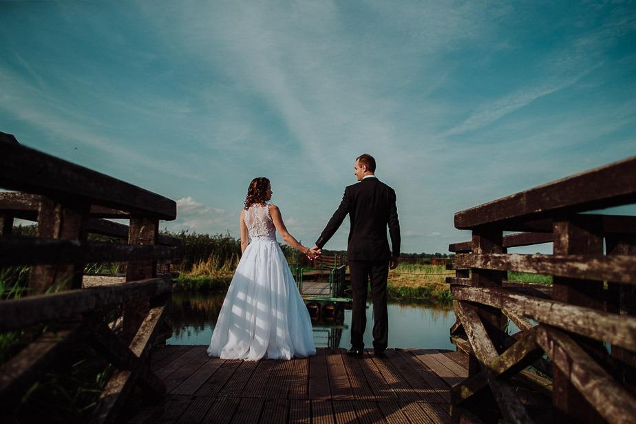 MAGDALENA & DAREK | SESJA PLENEROWA ROZLEWISKO NARWI 7
