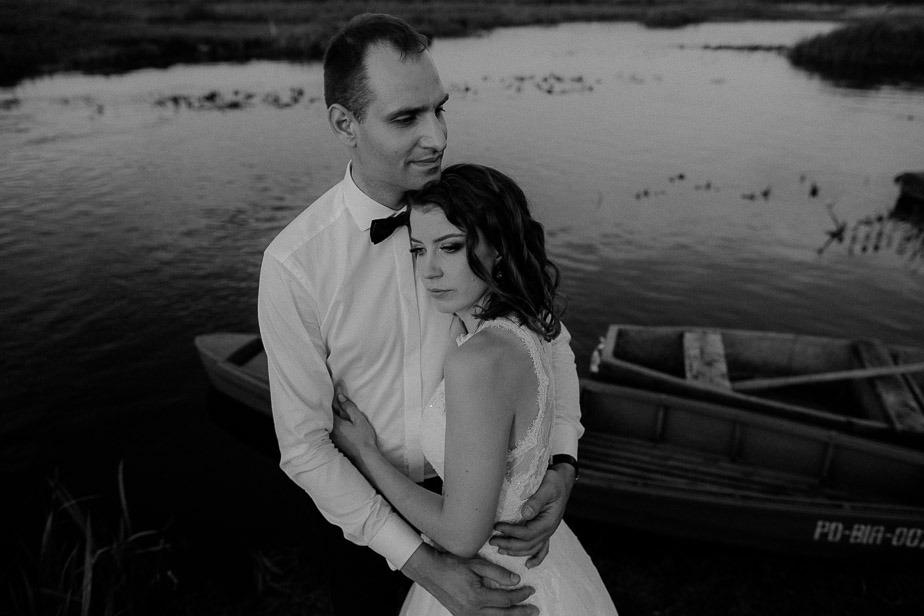 MAGDALENA & DAREK | SESJA PLENEROWA ROZLEWISKO NARWI 28