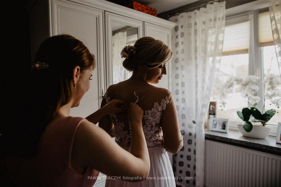 RÓŻA & DANIEL | FOTOGRAFIA ŚLUBNA ŻELECHÓW 14